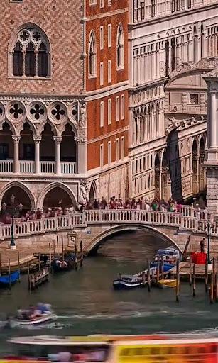 ヴェネツィアのライブ壁紙