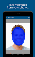 Screenshot of PhotoFacer - Photo Montages