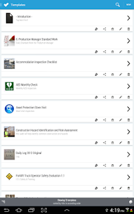 iAuditor - Safety Checklists - screenshot thumbnail