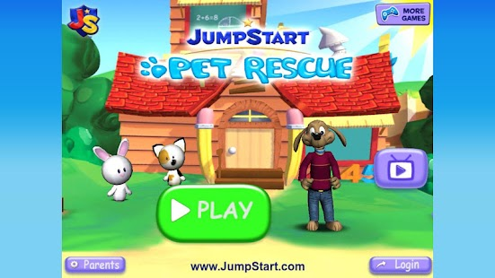 JumpStart Pet Rescue Screenshot 11