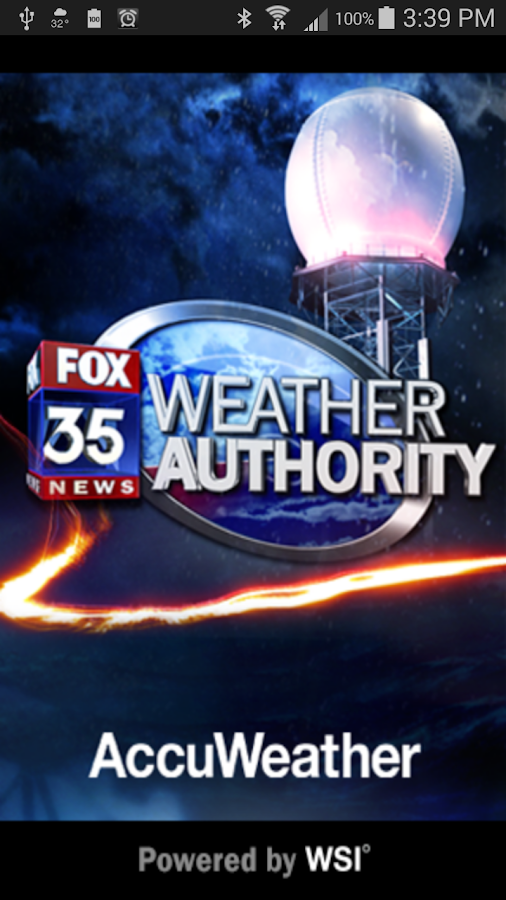 FOX35Weather- screenshot