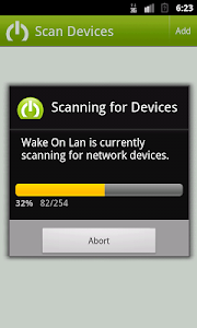 Wake on Lan - with Widget v1.4.9