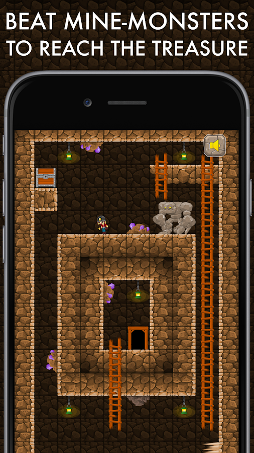 Mine Runner- screenshot