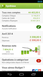 Fortuneo Budget - screenshot thumbnail