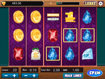 Lucky Slot In Texas - HD - screenshot thumbnail