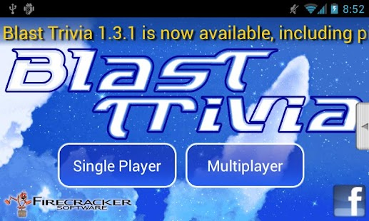 Blast Trivia - screenshot thumbnail
