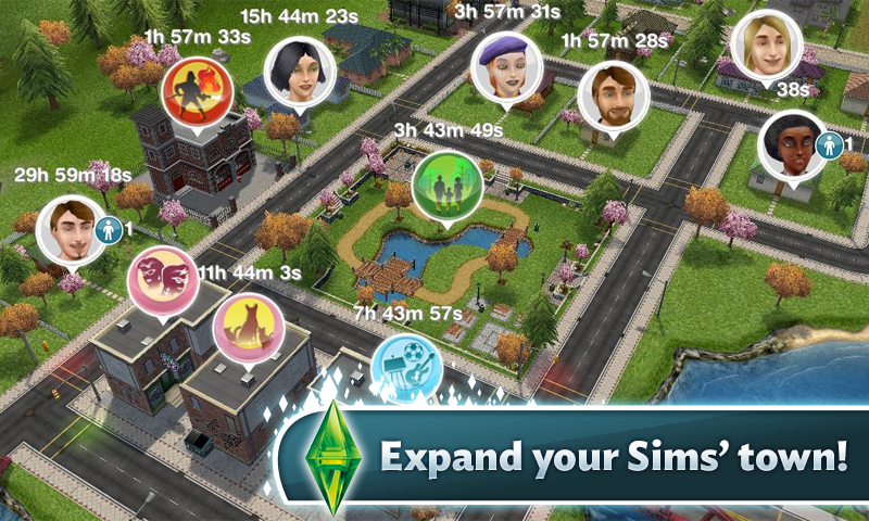how to play sims online