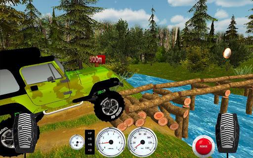 Off road racing 3d