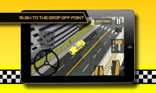 Taxi Simulator 2015 3D Driving