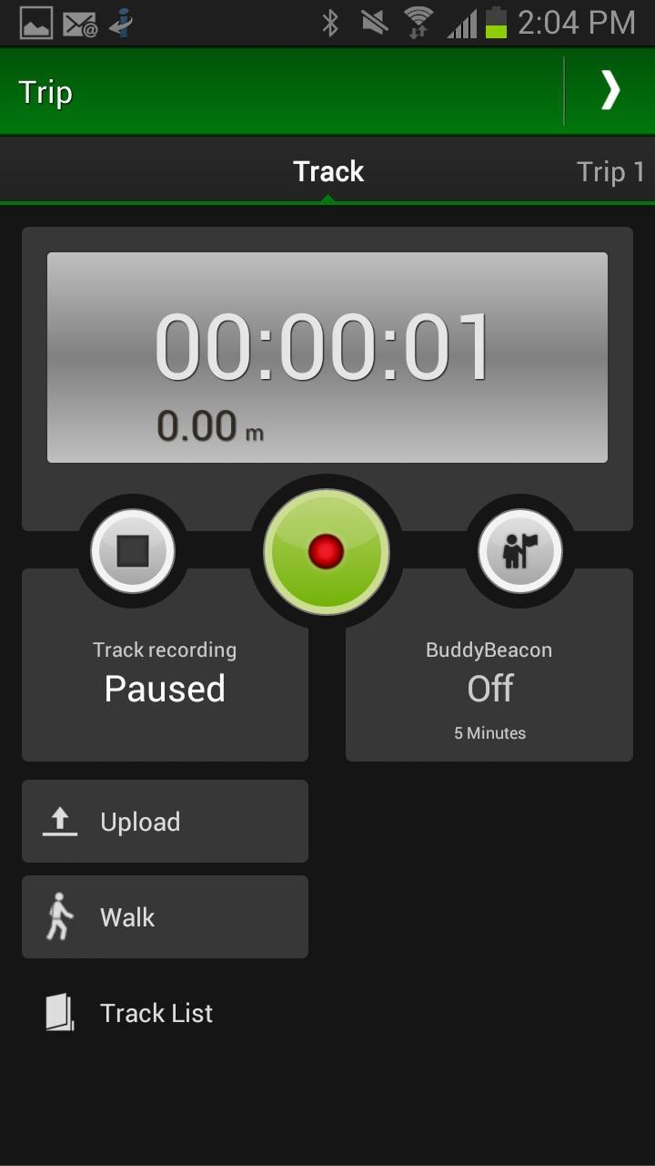 ViewRanger GPS & Trails USA screenshot #6