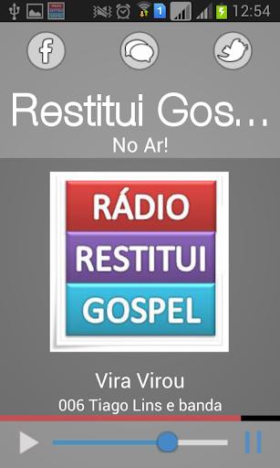 Rádio Restitui Gospel