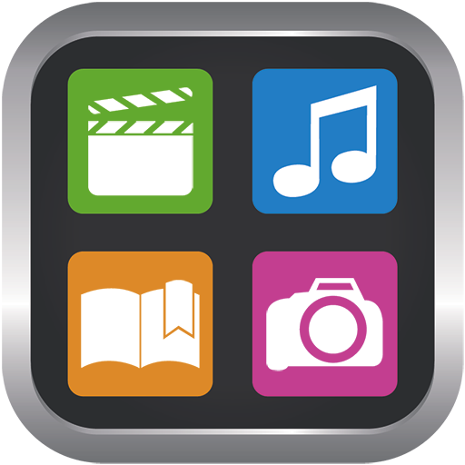 Mediatap - 動画、音楽、電子書籍のダウンローダー 媒體與影片 App LOGO-硬是要APP