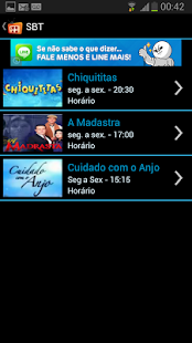 Novelas do Brasil - screenshot thumbnail