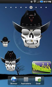 Cowboy Skull doo-dad screenshot 0