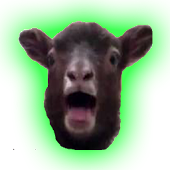 Screaming goats soundboard
