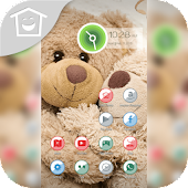 Baby Teddy Bear Toy Theme