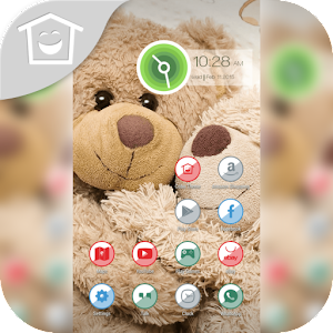 Baby Teddy Bear Toy Theme