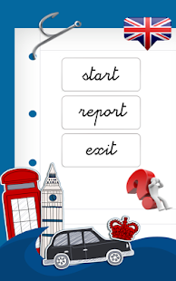 Learn ENGLISH with Words FREE - screenshot thumbnail