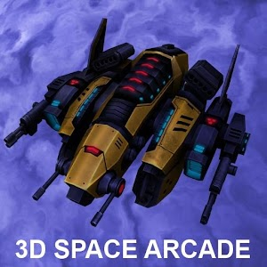 3D Sci-fi space action shooter for PC and MAC