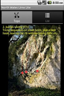 North Wales Limestone Lite - screenshot thumbnail