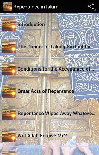 Repentance in Islam