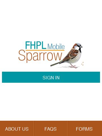 FHPL MOBILE SPARROW