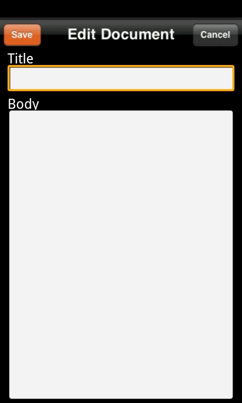 dv Prompter- screenshot