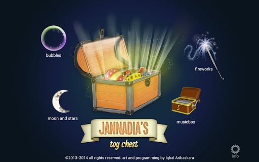 【免費家庭片App】Jannadia's Toy Chest-APP點子