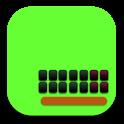 커 키보드 icon