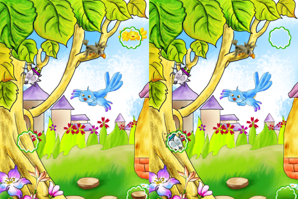 can you spot the differences between 2 similar pictures compare the ...