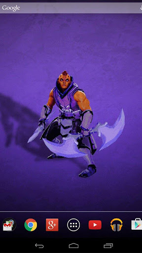 Dota2 Live Wallpaper Antimage