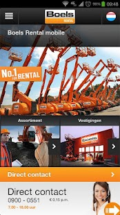 Boels Rental- screenshot thumbnail
