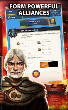 Throne Wars APK screenshot thumbnail 4