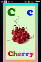 Screenshot of Kids EZ Fruits ABC Lite