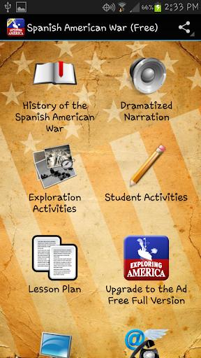 Spanish American War free