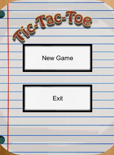 Tic Tac Toe The Game
