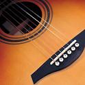 chord guitar (kord gitar) icon