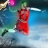Derrick Rose Live Wallpaper HD