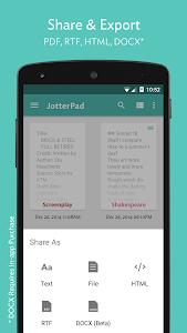 JotterPad (Writer) v11.4.13