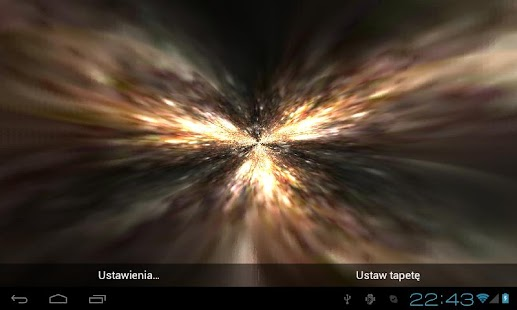 Black Hole Ad-Free LWP - screenshot thumbnail