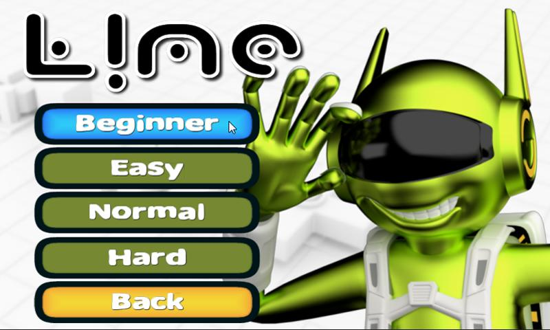Lime 3d Free! - screenshot