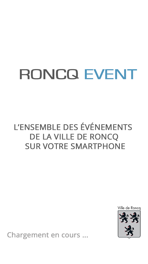 Roncq Event- screenshot