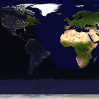 Earth at day and night FREE 1.0