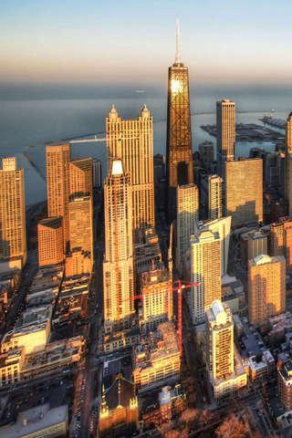 芝加哥拼图