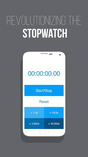 Late Start Stopwatch