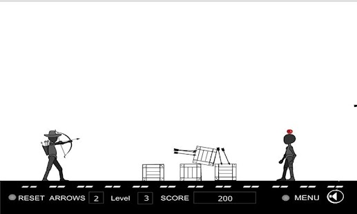 StickMan Apple Shooter - screenshot thumbnail