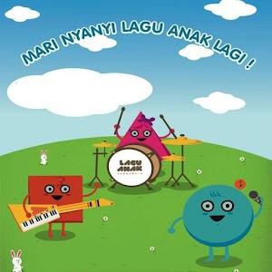 Hasil gambar untuk gambar lagu anak indonesia