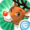 Tap Zoo: Santa's Quest logo