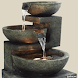 Rock Fountain Live Wallpaper