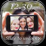 My Selfie Lock Screen